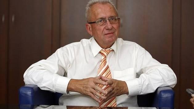 rektor ČVUT prof. Václav Havlíček