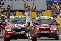 Ital Ricco splnil cíl, se kterým na Tour de France přijel. Vyhrál už druhou etapu.
