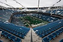 stadion Pontiac Silverdome