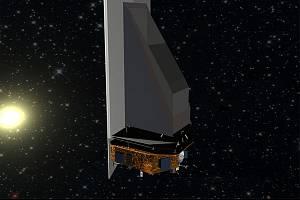Takhle by mohl vypadat NEO Surveyor. Teleskop, na kterém pracuje NASA, a který má pomoct odhalit pro Zemi potenciálně nebezpečné asteroidy a komety přesněji, než to dokáže nynější technika.
