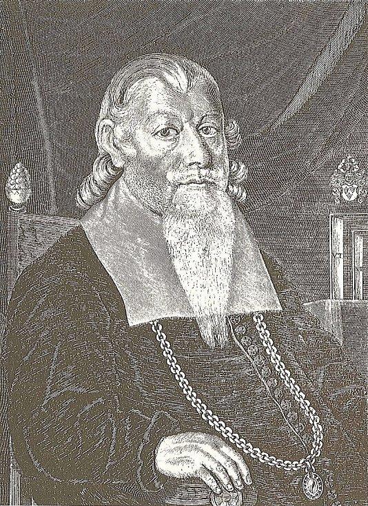 Peder Winstrup byl biskupem v době, kdy diecéze v Lundu přešla z Dánska do Švédska