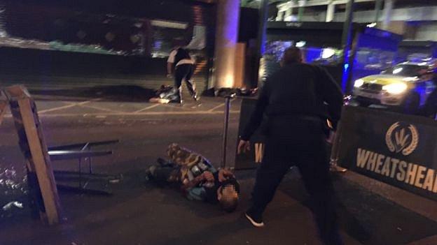 Jeden ze zastřelených útočníků