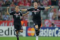 Bayern s přehledem zdolal Curych, postaral se o to i buldok Sebastian  Schweinsteiger.