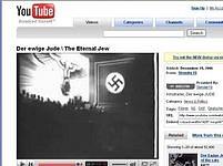 Věčný žid. Jeden z nejotřesnějších snímků nacistické propagandy. K vidění na youtube.