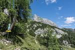 Termální lázně Bad Mitterndorf v Rakousku