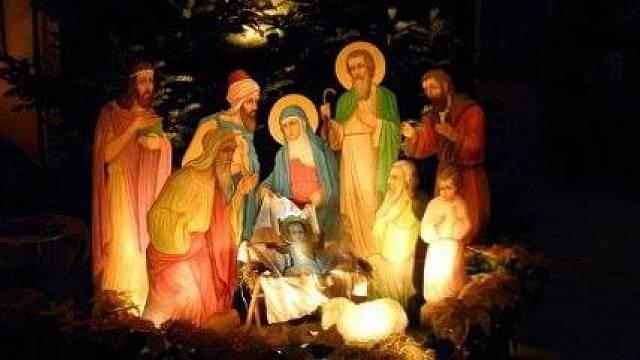 Betlémské světlo v Podbořanech
