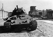 Těžké boje o každý dům ve Stalingradu