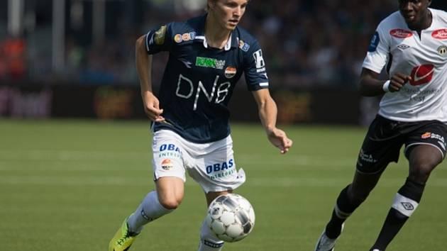 Patnáctiletý talent Martin Ödegaard se může stát nejmladším norským reprezentantem.