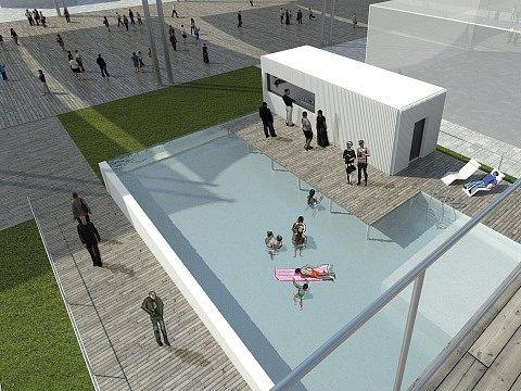 Zhotovitelem českého pavilonu pro Expo 2015 v italském Miláně bude firma Koma z Vizovic. Navrhla objekt složený z kontejnerů (na vizualizaci), který může sloužit i po výstavě.