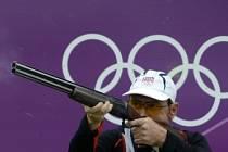 Skeetař Jan Sychra byl kousek od vytoužené olympijské medaile.