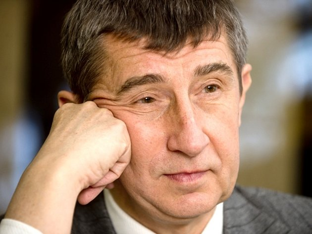 Podnikatel Andrej Babiš.