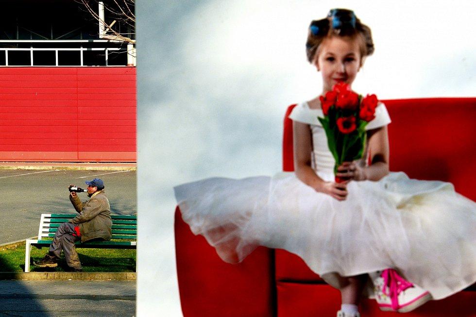 Snímek čtenáře zaslaný do fotosoutěže Náš Listopad 89
