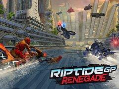 Počítačová hra Riptide GP: Renegade.