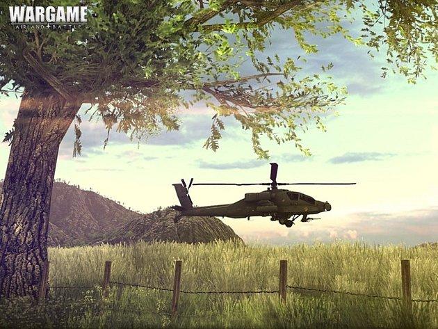 Počítačová hra Wargame: Airland Battle.