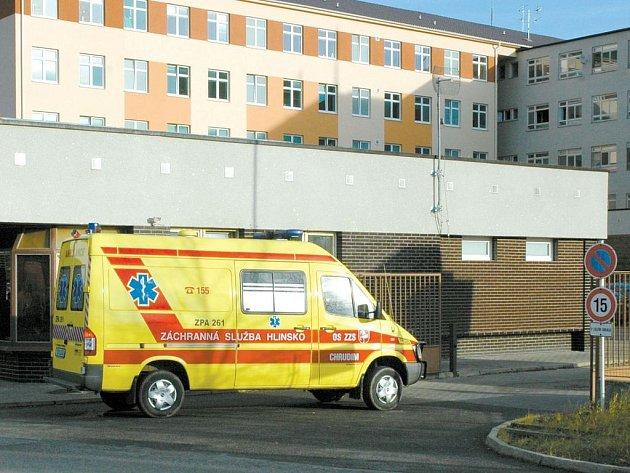 Byla žena odpojena v chrudimské nemocnici (na snímku) od přístrojů ještě zaživa? To policii řeknou znalci.
