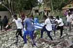Islamisté zaútočili v Mogadišu na hotel a restauraci.