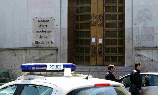 Obrazy za půl miliardy eur zmizely z pařížského muzea