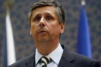 Premiér Jan Fischer