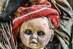 Strašidelný ostrov panenek v Mexiku