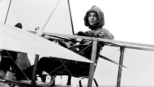 Pilotka Harriet Quimbyová