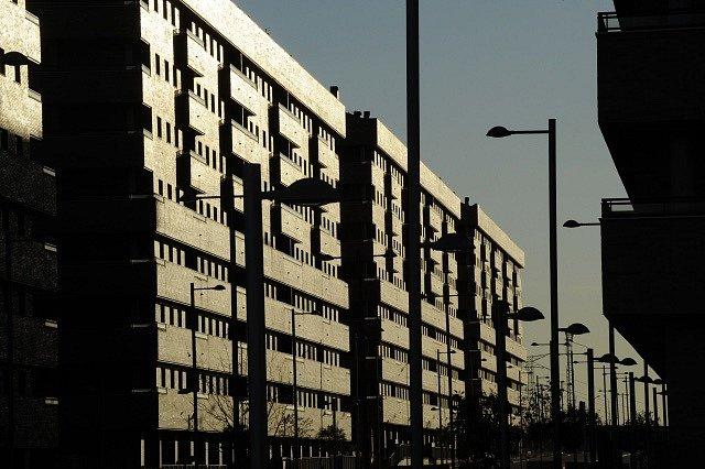 Tisíce bytů v Seseñě zejí prázdnotu