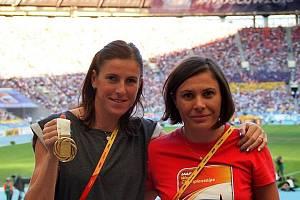 Sestry Zuzana a Michaela Hejnovy