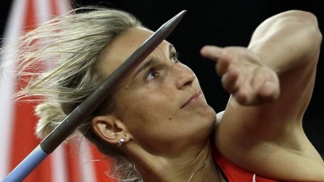 Barbora Špotáková na MS v Pekingu nezvládla finále