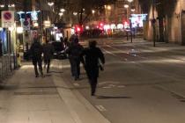 Ve Štrasburku se střílelo.