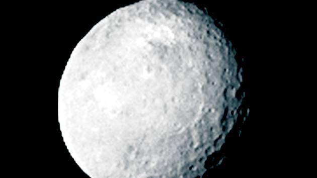Planetka Ceres byla poprvé pozorována už v roce 1801, informací o ní je ale stále málo.
