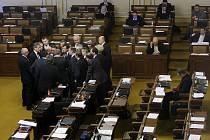 Sněmovna, ilustrační foto
