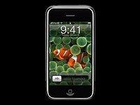 Očekávaný mobilní telefon iPhone