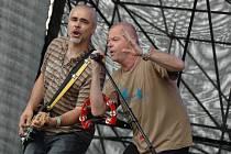 Mňága a Žďorp je jednou z našich nejpopulárnějších kapel.