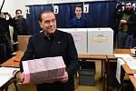 Bývalý premiér Silvio Berlusconi