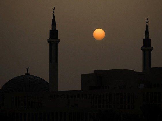 Rijád, Saudská Arábie. Ilustrační foto