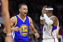 Stephen Curry z Golden State