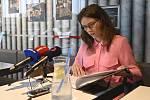 Radní České televize Hana Lipovská