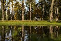 Podzimní počasí. Ilustrační snímek