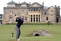 Paul Dunne na British Open