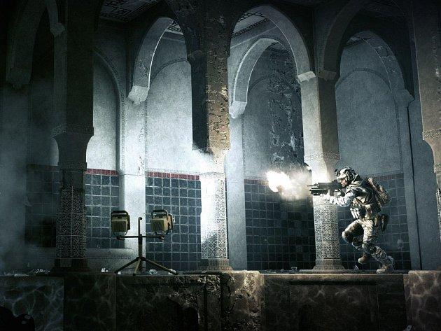 Počítačová hra Battlefield 3: Close Quarters.