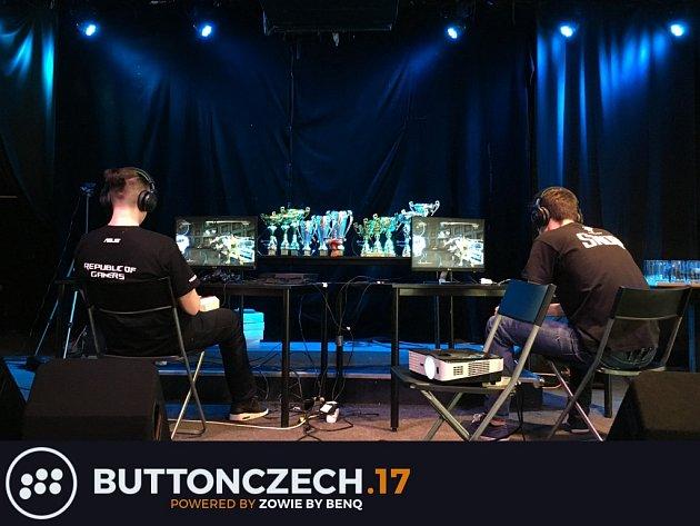 Turnaj Buttonczech 2017.