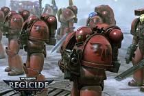 Počítačová hra Warhammer 40K: Regicide.