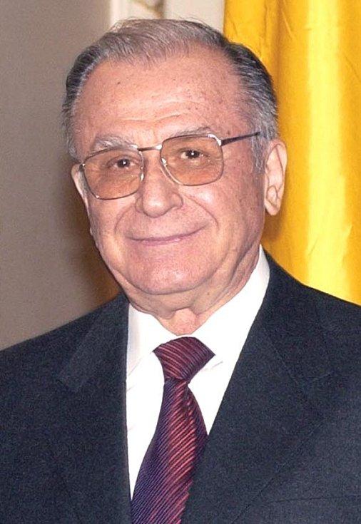 Ion Iliescu, Rumunsko