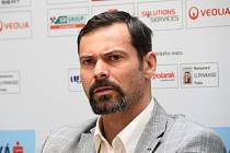 Šéftrenér české atletické reprezentace Jan Netscher