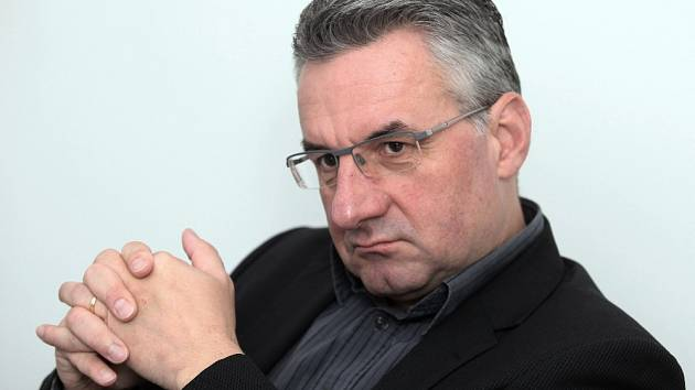Europoslanec Jan Zahradil.