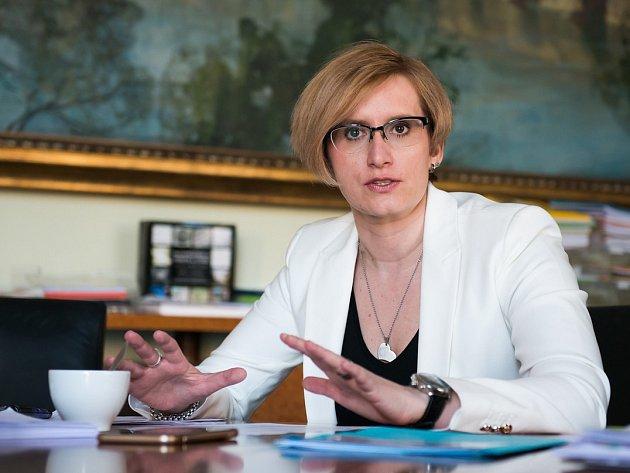 Karla Šlechtová