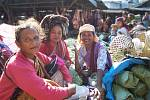 Kateřina Karásková na cestách - indický kmen Khásí