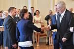 Ocenění zlatý záchranářský kříž, LENKA HROMADOVÁ, MIROSLAV HROMADA