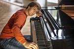 Klavírista Matyáš Novák, vítěz řady národních i mezinárodních soutěží