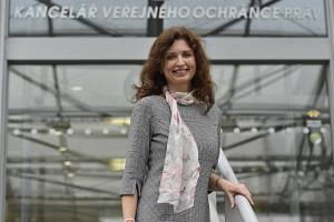 Nová zástupkyně ombudsmanky Anny Šabatové Monika Šimůnková