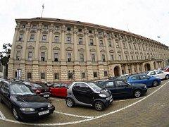 Černínský palác, sídlo Ministerstva zahraničních věcí. Ilustrační foto
